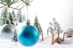 Conceito do Natal Fotos de Stock