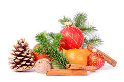 Conceito do Natal Imagens de Stock