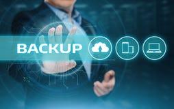 Conceito do negócio da tecnologia do Internet dos dados do armazenamento alternativo Fotografia de Stock Royalty Free