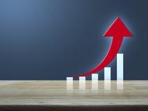 Conceito do negócio do sucesso Imagem de Stock Royalty Free