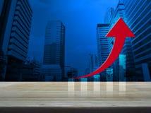 Conceito do negócio do sucesso Imagem de Stock
