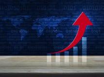 Conceito do negócio do sucesso, elementos desta imagem fornecidos pelo NA Fotos de Stock