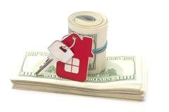 Conceito do negócio dos bens imobiliários Fotos de Stock Royalty Free