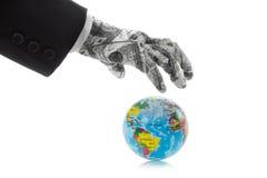 Conceito do negócio - poder do dinheiro Imagem de Stock Royalty Free