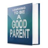 Conceito do Parenting. ilustração stock