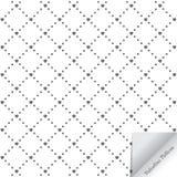 Conceito do ` s do Valentim do teste padrão do vetor textura à moda moderna Repetindo telhas geométricas com coração abstrato Imagens de Stock Royalty Free