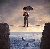 Conceito do seguro Foto de Stock