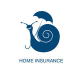 Conceito do seguro Imagens de Stock