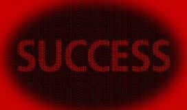 Conceito do sucesso Imagem de Stock