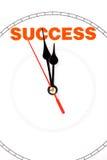 Conceito do sucesso Fotografia de Stock Royalty Free
