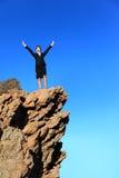 Conceito do sucesso de negócio Fotos de Stock Royalty Free