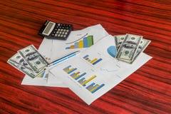Conceito do sucesso de negócio Imagem de Stock