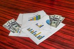 Conceito do sucesso de negócio Foto de Stock Royalty Free
