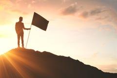 conceito do sucesso e da vitória fotos de stock royalty free