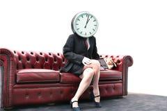 Conceito do tempo Imagem de Stock