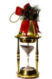 Conceito do tempo do Natal isolado imagem de stock royalty free