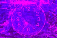Conceito do tempo petrificado Fotografia de Stock Royalty Free