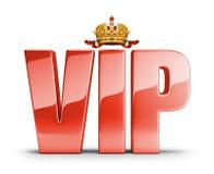 Conceito do VIP Imagens de Stock Royalty Free