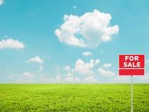 Conceito dos bens imobiliários Imagem de Stock Royalty Free