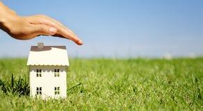 Conceito 6 dos bens imobiliários Imagem de Stock Royalty Free