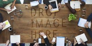 Conceito dos cuidados médicos do doutor Meeting Teamwork Diagnosis fotografia de stock royalty free