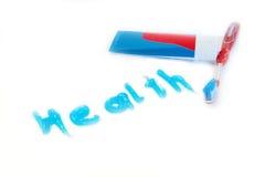 Conceito dos dentes saudáveis Fotografia de Stock Royalty Free