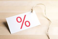 Conceito dos preços de saldo, da venda e da oferta especial Ilustração do vetor para sua arte -final do negócio Imagem de Stock Royalty Free