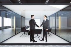 Conceito dos trabalhos de equipa e do sucesso Imagens de Stock