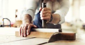 Conceito especializado de Profession Occupation Pursuit do artesão foto de stock royalty free