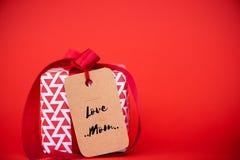 Conceito feliz do dia do ` s da mãe Imagem de Stock Royalty Free