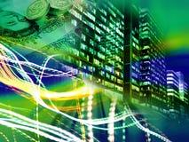 Conceito financeiro imagens de stock royalty free