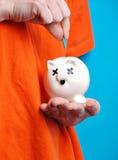 Conceito financeiro Imagem de Stock Royalty Free