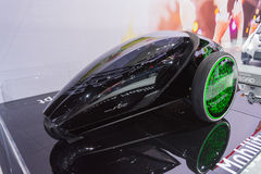 Conceito futuro da mobilidade de Toyota FV2 Fotos de Stock Royalty Free