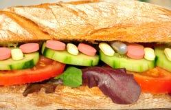 Conceito Genetically modificado do alimento imagens de stock royalty free