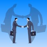 Conceito global do negócio do negócio Imagens de Stock Royalty Free