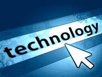 Conceito high-technology Imagens de Stock