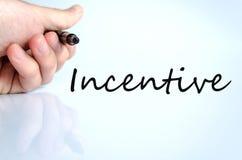Conceito Incentive Fotos de Stock