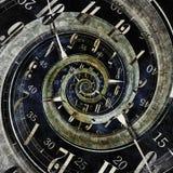 Conceito infinito do tempo ilustração royalty free