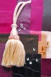 Conceito interior da seleção do projeto da cor Imagens de Stock