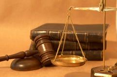 Conceito legal Imagens de Stock
