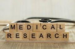 Conceito médico e dos cuidados médicos, investigação médica fotografia de stock royalty free