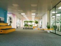 Conceito moderno do escritório de Intereating Fotos de Stock