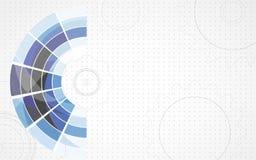Conceito para a empresa & o desenvolvimento da nova tecnologia Imagem de Stock