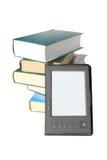 Conceito para livros eletrônicos da leitura Imagem de Stock