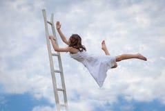 Conceito para o esforço, determinação, escape fotografia de stock royalty free