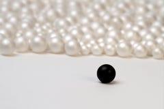 Conceito preto e branco Imagem de Stock Royalty Free