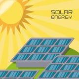 Conceito releated com energias solares