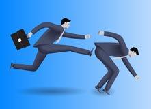 Conceito resistente do negócio da competição Imagem de Stock Royalty Free