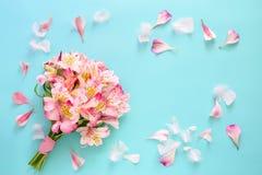 Conceito romântico do cartão da celebração Imagens de Stock Royalty Free