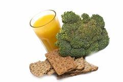 Conceito saudável do alimento Fotos de Stock